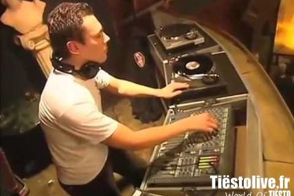 Tiesto Video | De DansSalon | Eindhoven, Netherland - TMF the Dj's 13 march 1998 | 20 minutes |