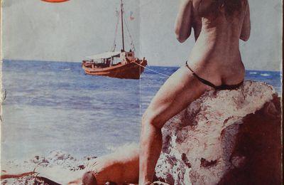 La Vie au Soleil - juillet-août 1959 - la gazette de l'île du Levant