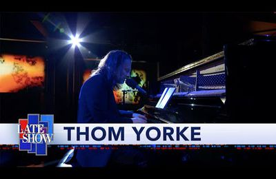 Le son du jour ~ Tom Yorke - Daily Battles