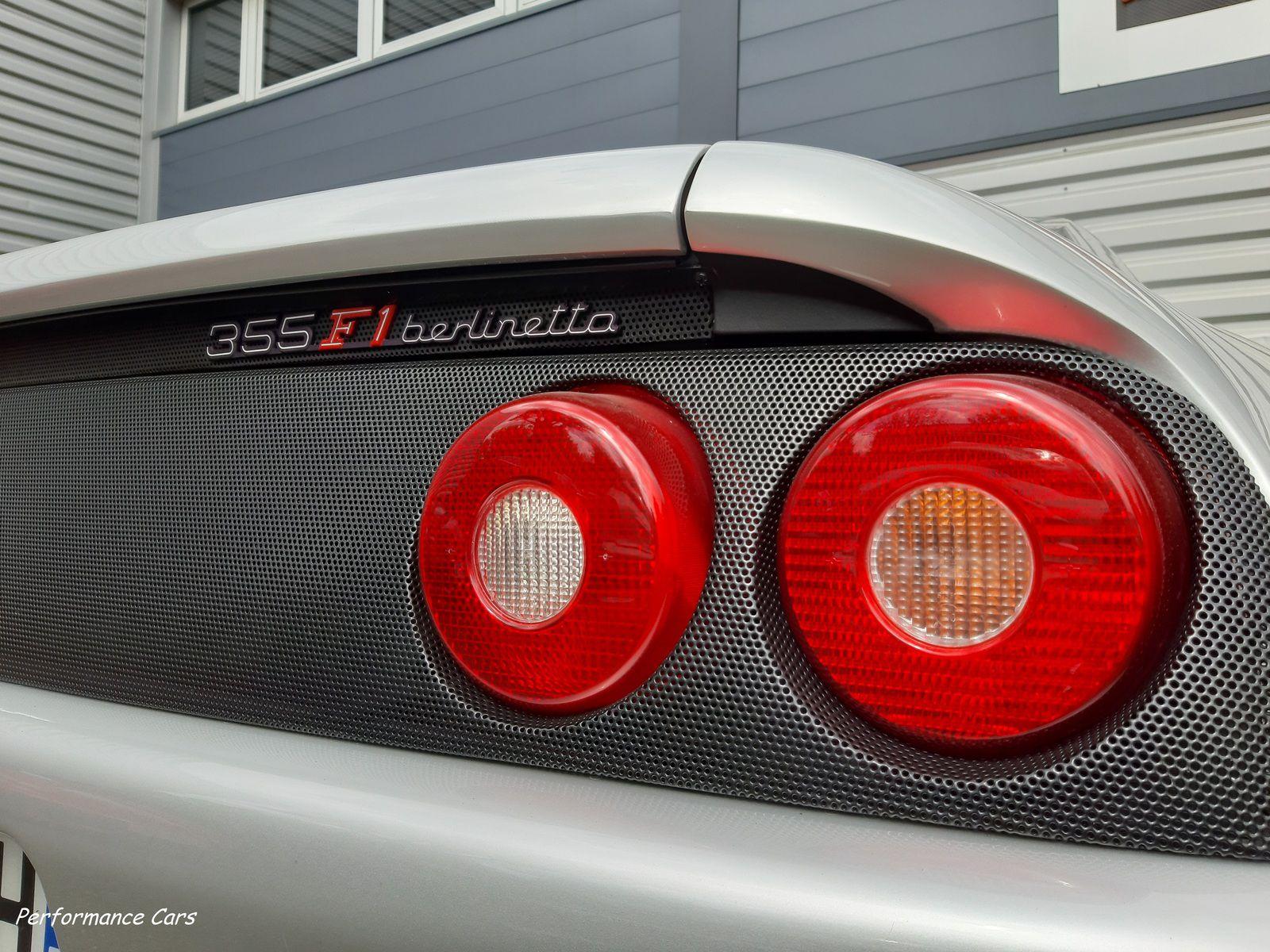Une F1 berlinetta