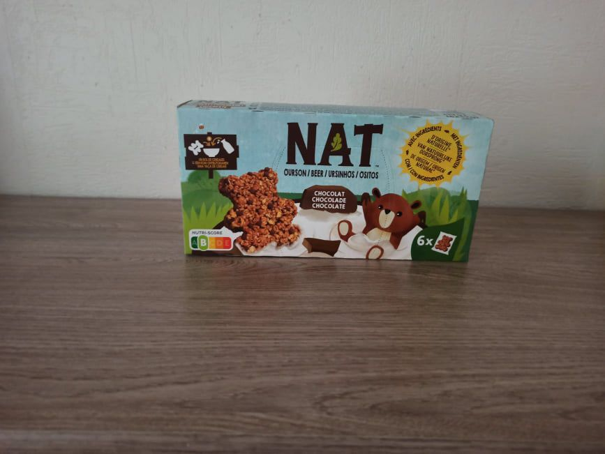 Oursons chocolat NAT