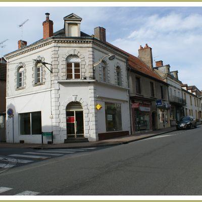 Les villages de l'Allier:Cosnes d'Allier