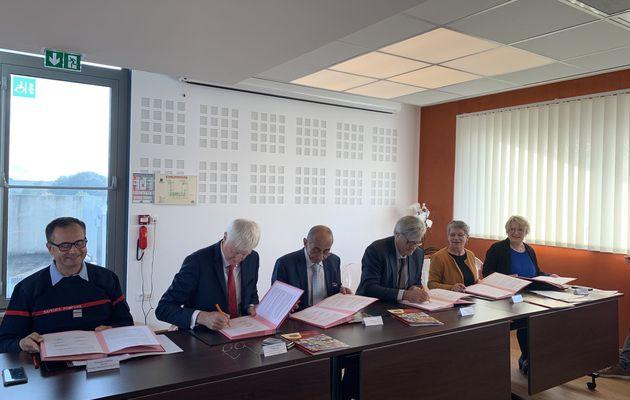 Sécurité et Prévention : un partenariat entre Le Mans Métropole Habitat et le SDIS 72