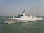 Sea Acceptance Trials of the Second Multi Mission Frigate for the Royal Moroccan Navy