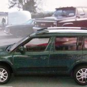 SKODA YETI ABREX 1/43 VOITURE MINIATURE - car-collector.net
