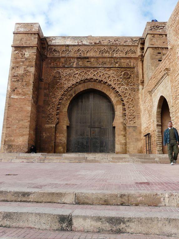 Album - Maroc-Rabat-la-medina et les Oudaia janvier-2009