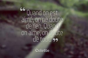 Colette - 4 Citations