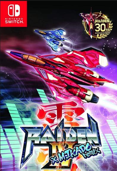 [TEST FLASH] Raiden IV Mikado Remix / Switch