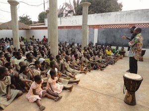 Festival international du conte et des arts de la parole au Togo, l'edition 5 sera du 27 janvier au 04 fevrier 2012