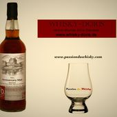 Glenfarclas-10th Anniversary Malt Whisky Doris - Passion du Whisky