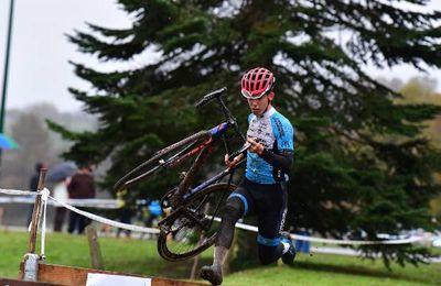 Cyclo-cross Une saison atypique et des envies diverses pour les Limousins David Menut, Brice Dujardin et Baptiste Vadic