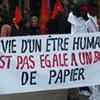 Les luttes pour la dignité, la liberté de circulation, pour le droit au logement, à l'éducation… sont des luttes communes à tou-te-s.