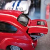 FIAT 600 ABARTH 1970 SERIE SIXTIES SOLIDO 1/43 - car-collector.net