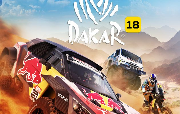 [TEST] DAKAR 18 XBOX ONE X : un roadbook erroné?
