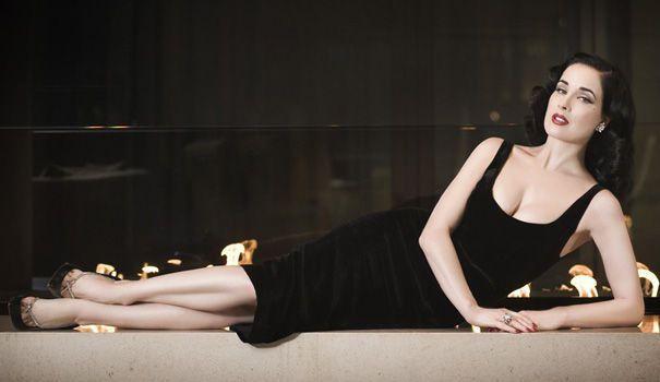Dita Von Teese Muse, que du glamour