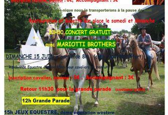 randos à St Thomas de Conac (17) samedi 14 et dimanche 15 juin 2014