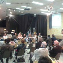 Succès de la soirée de soutien au CIDJ (Centre d'information et de documentation de la jeunesse)