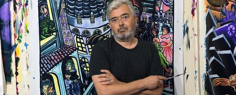 "Hervé Di Rosa expose ""Notre Occitanie"""