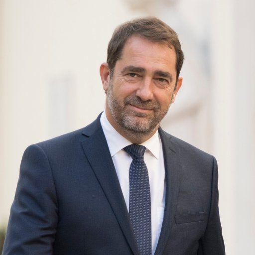 Christophe Castaner élu à la tête du groupe La République en Marche à l' Assemblée Nationale