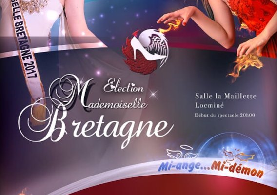 Election Madamoiselle Bretagne 2018