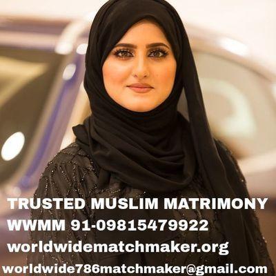 MUSLIM MATRIMONY 0 KM 91-09815479922 WWMM
