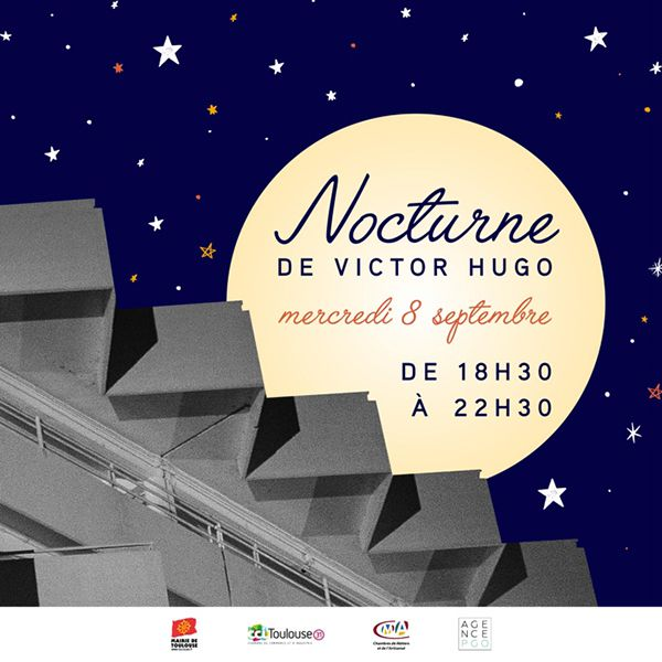 noctures victor hugo toulouse