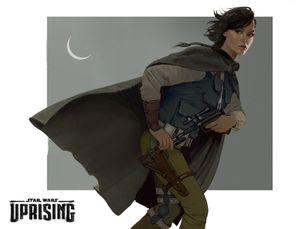 Star Wars Uprising arrive !