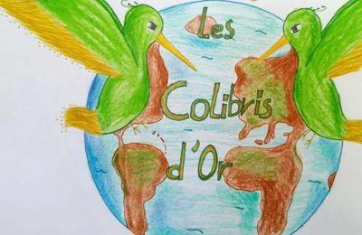 Notre classe des Colibris d'Or, son organisation!
