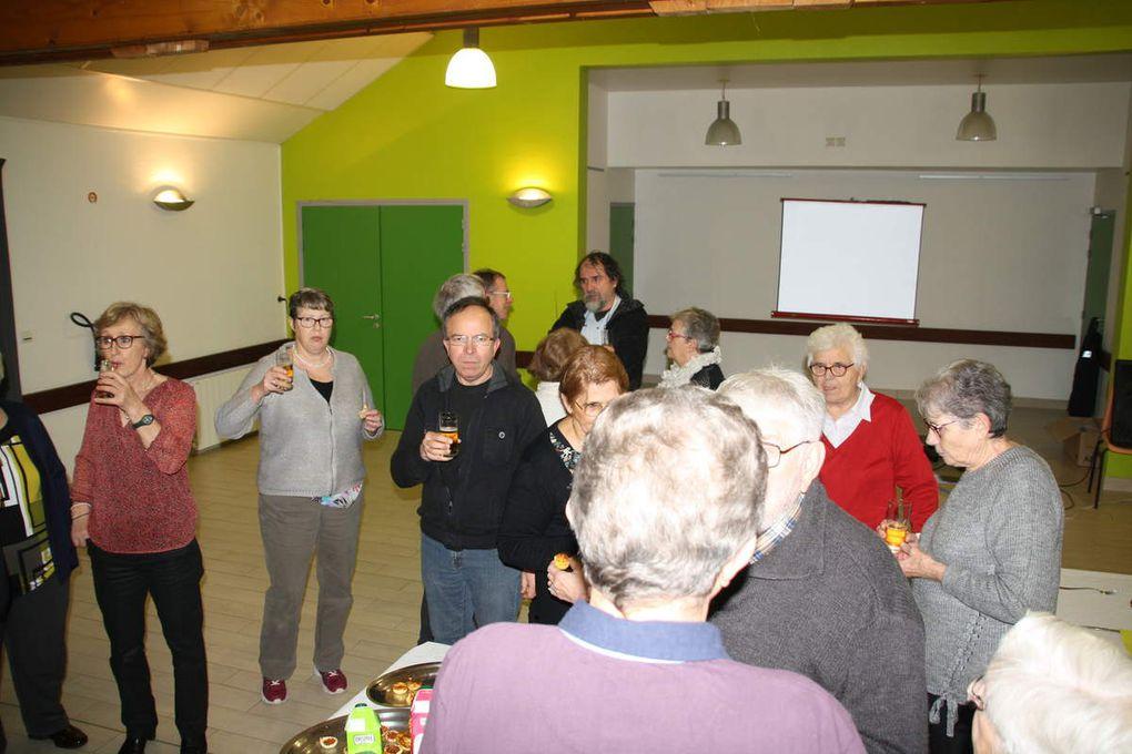 L APRES  AG: repas et soirée karaoké
