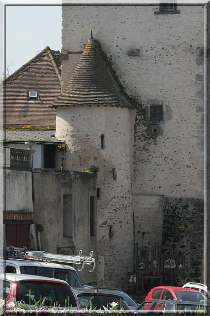 Diaporama fortifications de Bourbon Lancy