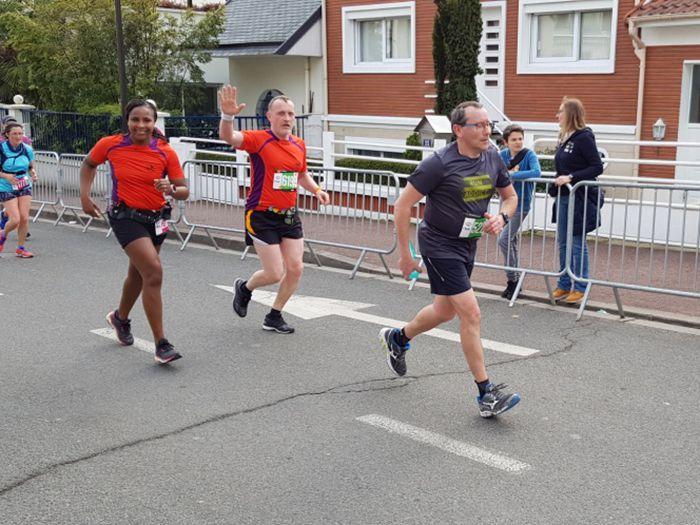 Semi-marathon d'Antony 2018 (résultats)