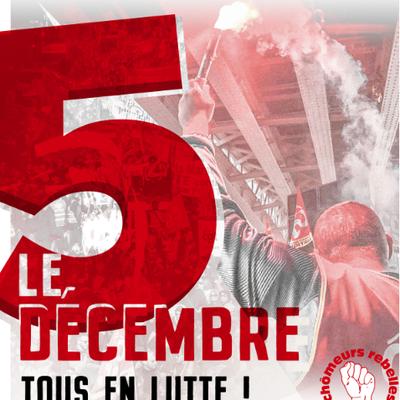 Samedi 5 décembre – Journée nationale de lutte contre la précarité