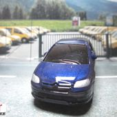 CITROEN C4 BERLINE MAJORETTE 1/57 - car-collector.net