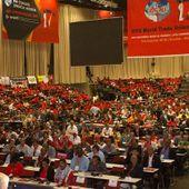 17e congrès de la FSM à Durban en Afrique du Sud - Rouge Midi