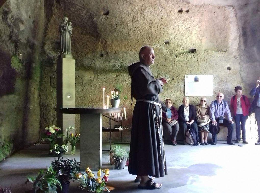 Retour sur le Pèlerinage au Sacré Coeur de Jésus organisé par la paroisse de Mazères-Lezons
