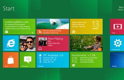 Windows 8 se dévoile un peu plus.