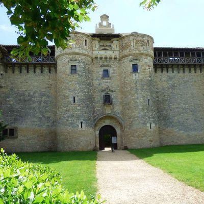 Le Château de Mauriac/ Découverte intérieure/ Première partie.