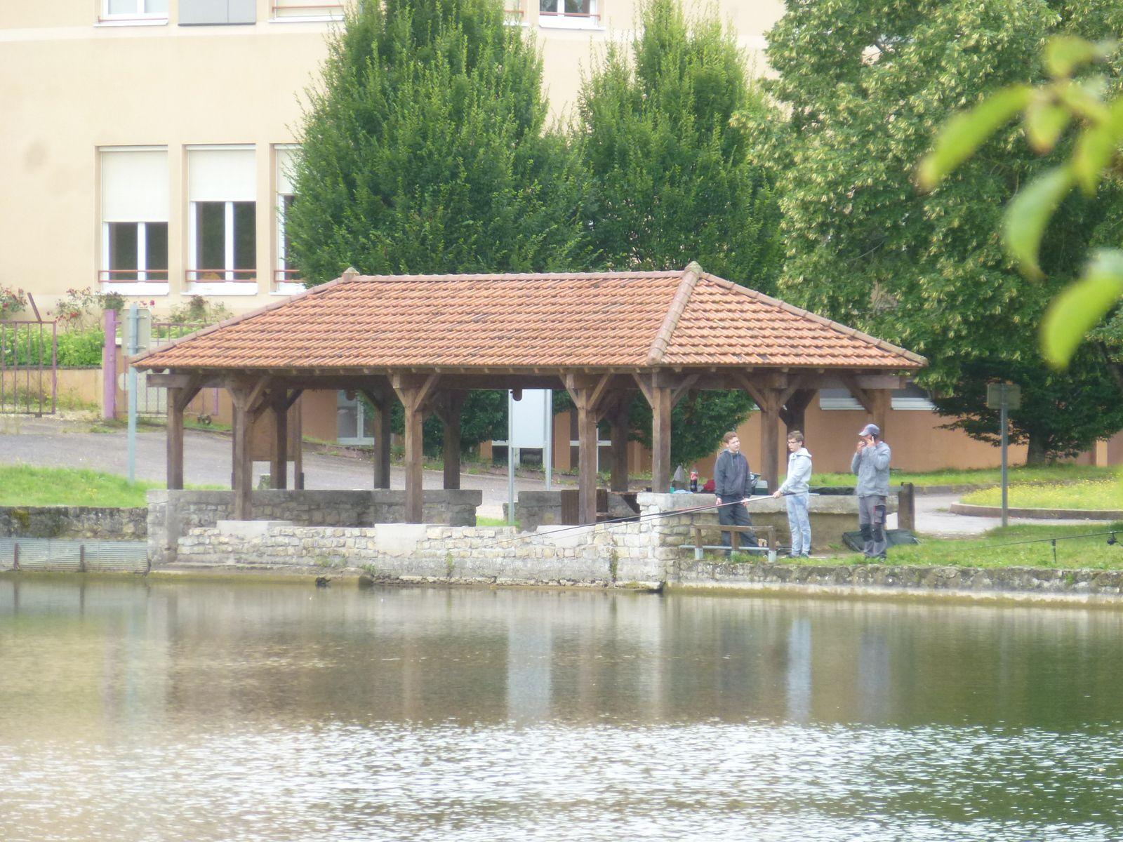 BULGNEVILLE - De la Fontaine au Lavoir