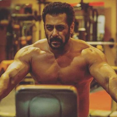 Dabangg 3: Here's how Salman Khan is gearing up to shoot for a shirtless climax sequence for the film