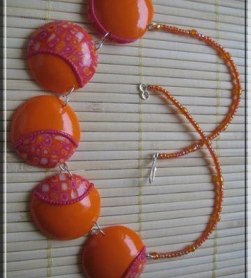 les colliers de Clo