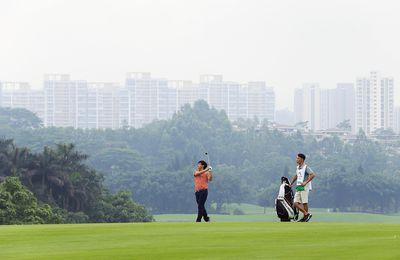 Les 3 plus beaux parcours de golf en Chine