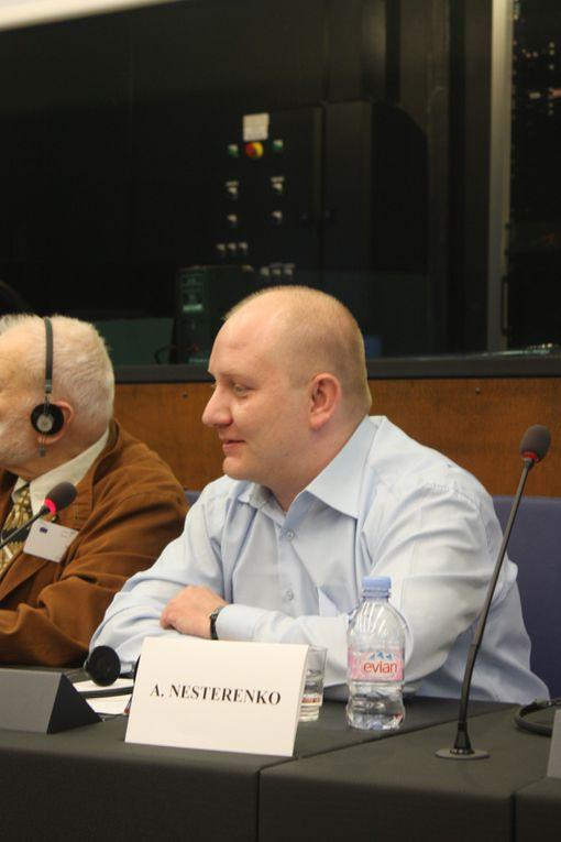 Album - Reunion-parlement-europeen