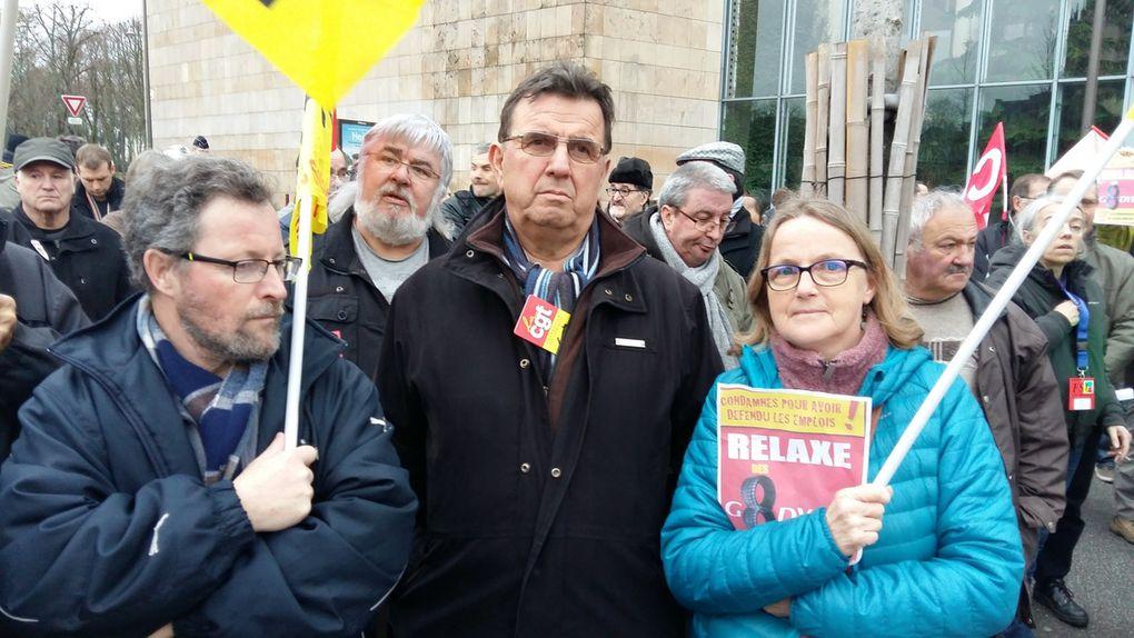 Solidarité avec les goodyear : rassemblement/manif du 4 fevrier au Mans
