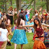 fMRI study of Shamans tripping out to phat drumbeats