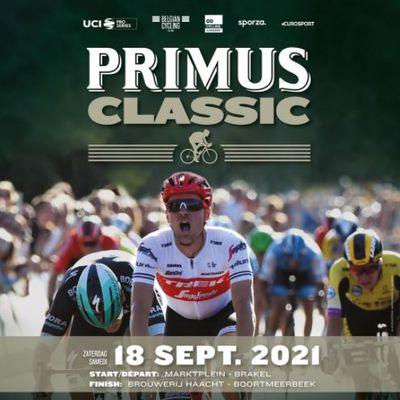 Primus Classic 2021 à la TV : Sur quelle chaîne suivre la course ce samedi ?