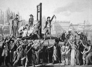 Les exécutions - Hache, épée et guillotine