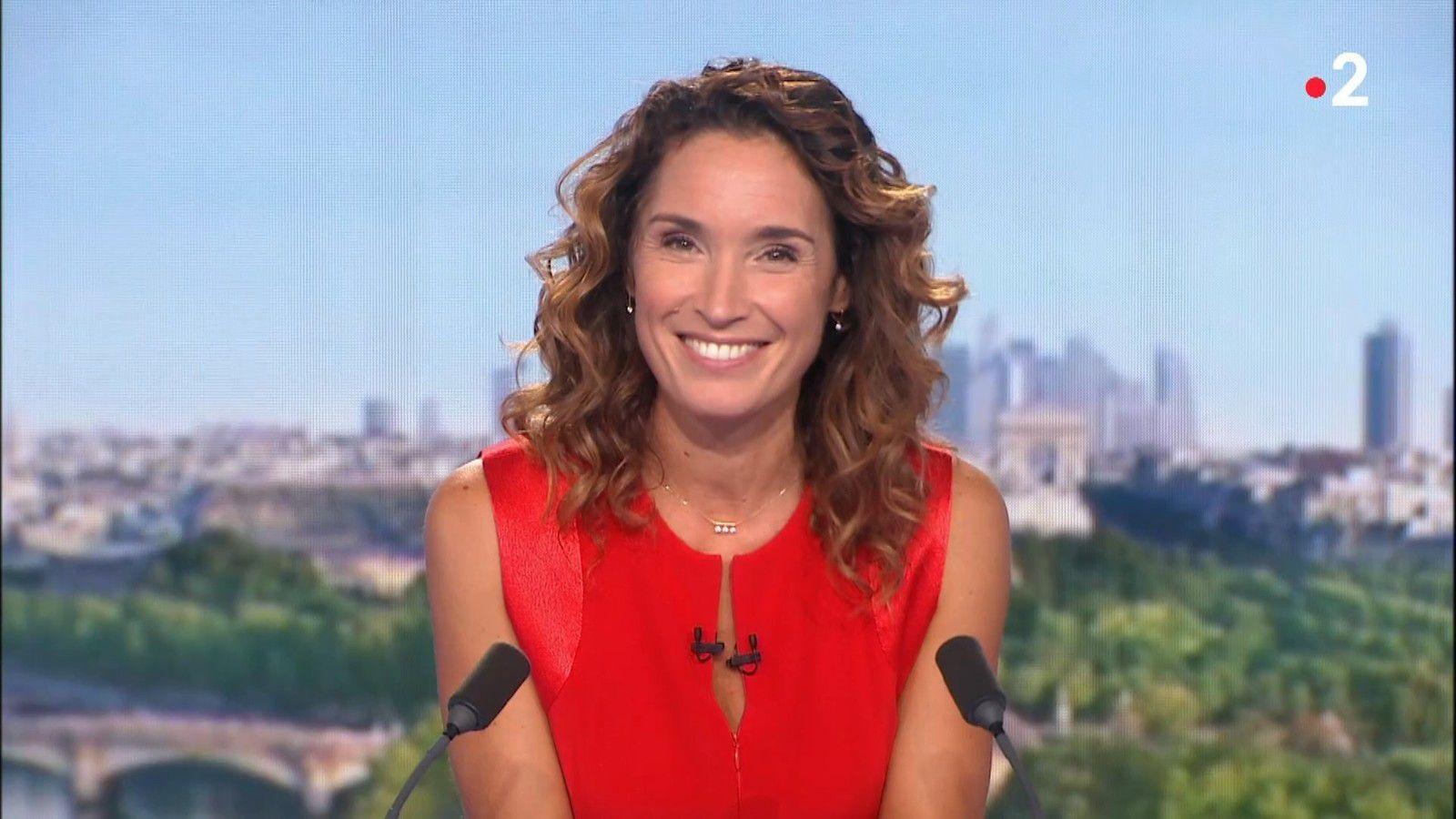 Marie-Sophie Lacarrau - 16 Septembre 2020