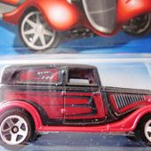 34 FORD DELIVERY HOT WHEELS 1/64 - car-collector.net