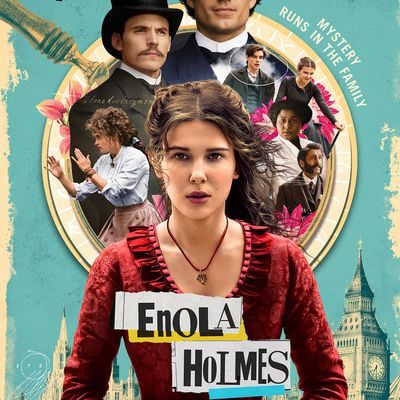 ENOLA HOLMES - la critique