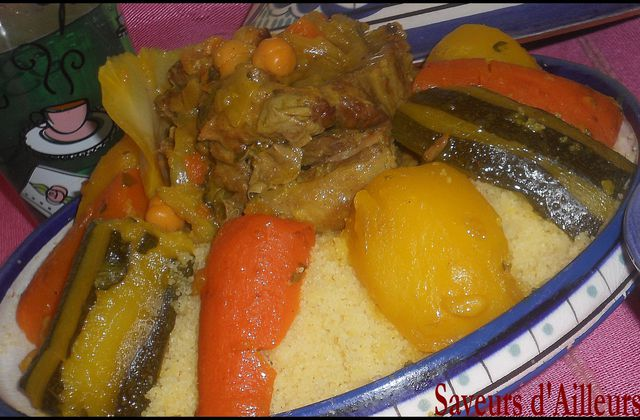Couscous du week end